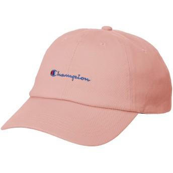 [ウィゴー] WEGO Champion チャンピオン LowCap ローキャップ 帽子 FREE フリーサイズ ライト ピンク メンズ