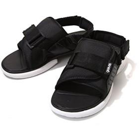 [グラビス] CARDIFF (サンダル スポーツサンダル スポサン シューズ 靴) 27cm ブラック