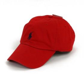 (ポロ ラルフローレン) POLO Ralph Lauren キャップ CAP 帽子 ハット メンズ レディース PONY ポニー ワンポイント (RED) … [並行輸入品]