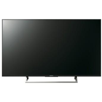 SONY49V型4K対応液晶テレビBRAVIAブラックKJ-49X8000E