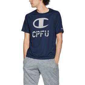 [チャンピオン] Tシャツ CPFU C3-PS308 メンズ ダークブルー 日本 XL (日本サイズXL相当)