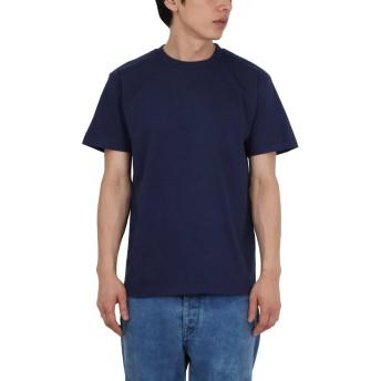 (プリントスター)Printstar 5.6オンス ヘビーウエイトTシャツ 00085-CVT 2枚セット 031 ネイビー 01 S