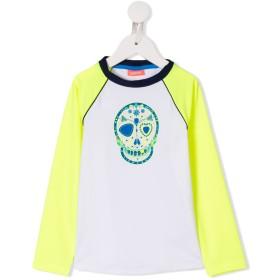 Sunuva スカルプリント Tシャツ - ホワイト