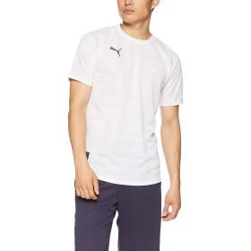 [プーマ] サッカーウェア FTBLNXT 半袖 グラフィック トレーニング 656099 [メンズ] プーマホワイト (03) 日本 M (日本サイズM相当)