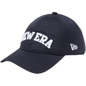 (ニューエラ)NEW ERA ゴルフ 9TWENTY キャップ ストラップバック オンパー ウォータープルーフ ブラック