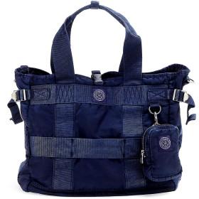 ポータークラシック トートバッグ SUPER NYLON 015-265 Blue