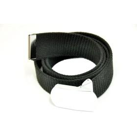 KASAJIMA (全17色×4サイズ) GIベルト ワンタッチバックル(LL/140cm,ブラック)