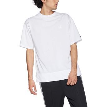 [チャンピオン] Tシャツ C3-P358 メンズ ホワイト 日本 L (日本サイズL相当)