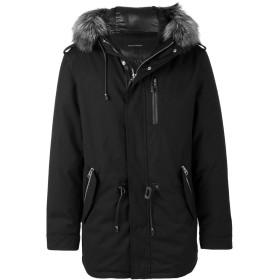 Mackage Seth-DX hooded parka coat - ブラック