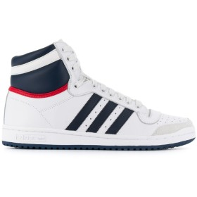 Adidas Top Ten Hi スニーカー - ホワイト