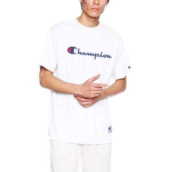 [チャンピオン] ケイジャーズ DRYSAVER Tシャツ バスケットボール C3-MB353 メンズ ホワイト 日本 XL (日本サイズXL相当)