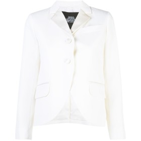 Marc Jacobs サテン ジャケット - ホワイト