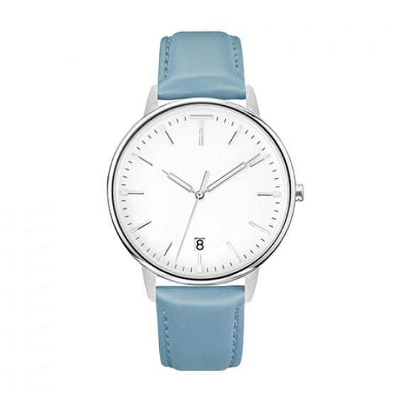 TYLOR美國設計師品牌手錶   TLAD001 白面 x 銀色指針 x 銀色刻度