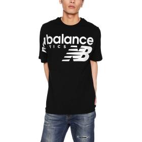 [ニューバランス] Tシャツ NBアスレチッククロスオーバーT BK(ブラック) 日本 L (日本サイズL相当)