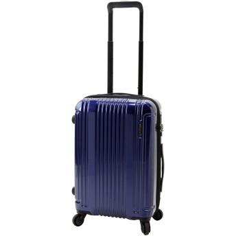 (バーマス) BERMAS ハード キャリー スーツケース 34L CONNECT 34L 3.ネイビー
