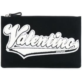 Valentino Valentino Garavani クラッチバッグ - ブラック