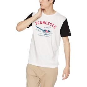 [チャンピオン] Tシャツ C3-P331 メンズ ブラック 日本 L (日本サイズL相当)