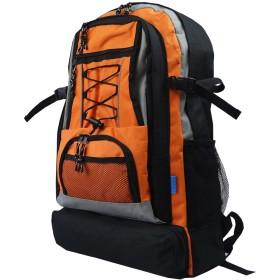 [ビアッジョ] 非常用持ち出し袋 デイパック 30L 8213 オレンジ