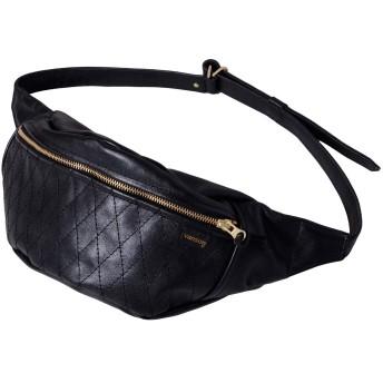 VANSON バンソン ショルダーバッグ バッグ 斜め掛け VANSON Leather 9SBB Quilting Funny Pack キルティング ファニーパック NVBG-901-B