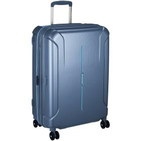[アメリカンツーリスター] スーツケース キャリーケース テクナム スピナー68 保証付 73L 68 cm 3.7kg メタリックブルー
