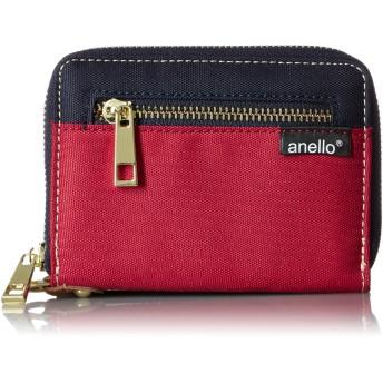 anello アネロ ポリキャンバス ジップ折り財布 AT-B1222