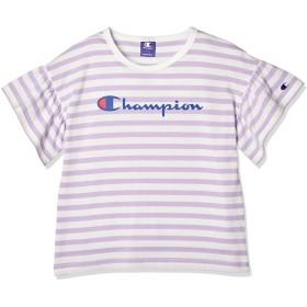 [チャンピオン] Tシャツ CJ4246 ガールズ ラベンダー 日本 160 (日本サイズ160 相当)