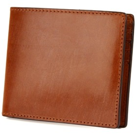 [コルボ] CORBO. -face Bridle Leather- フェイス ブライドルレザー シリーズ 二つ折り財布 1LD-0228 ヘーゼル CO-1LD-0228-98