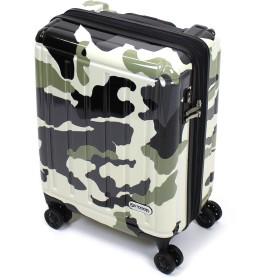 [OUTDOOR PRODUCTS(アウトドアプロダクツ)] スーツケース 38~47L 48.5cm 3.1kg 機内持ち込み OD-0692-48 カモフラ