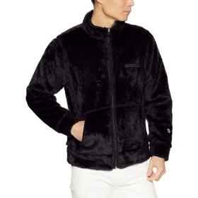 [チャンピオン] フルジップジャケット ベーシック C3-L616 メンズ ブラック 日本 M (日本サイズM相当)