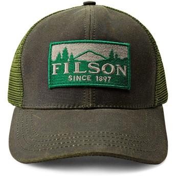 [フィルソン] メンズ 帽子 Filson Logger Trucker Hat [並行輸入品]