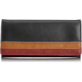 [ルチアノバレンチノ] 財布 (LUCDK) 牛革 ブラック
