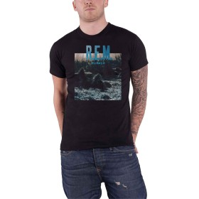 Rem R.E.M. T Shirt Murmur Album Cover Band Logo 新しい 公式 メンズ Size S