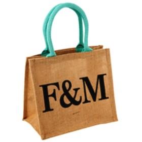 F&M エコバッグS [並行輸入品]