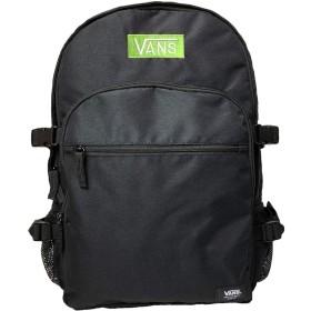 VANS リュック バンズ VA18FW-MB50CA (LIME) BACKPACK 黒 ブラック メンズ レディース おしゃれ LIME ビジネス mb50ca