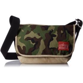 [マンハッタンポーテージ] メッセンジャーバッグ 公式 Suede Fabric Vintage Messenger Bag W.Camo