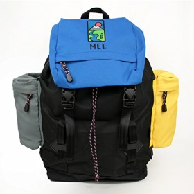 mei-000-181117 PANEL BACK COUNTRY バックパックエムイーアイ MEI (F, BLUE)