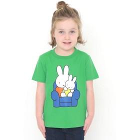 (グラニフ) graniph コラボレーション キッズ Tシャツ ミッフィーとあかちゃん (ミッフィー) (フロッグ) キッズ 100 (g28) #おそろいコーデ