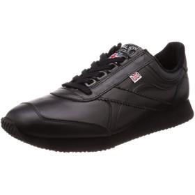 [ウォルシュ] Voyager Leather VOY50006 メンズ Black UK6