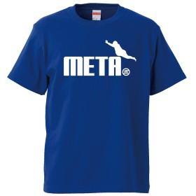 Tシャツ 【メタボ】【青T】【XL】/K7/