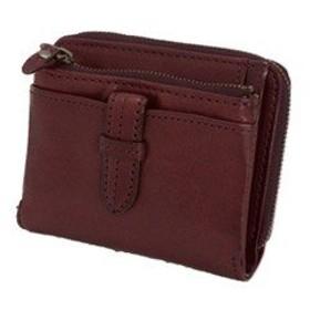 ダコタ Dakota 二つ折り財布 [クラプトン] 35102(30102) 2.ワイン