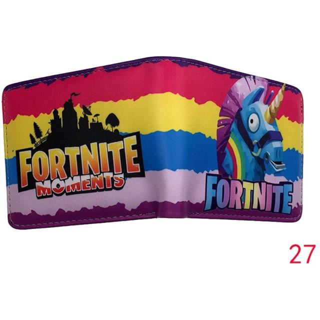 Fortnite少年少女二つ折り財布 27 ワンサイズ