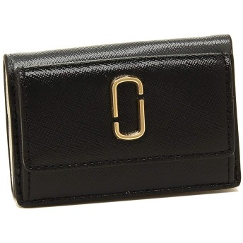 [マークジェイコブス]折財布 レディース MARC JACOBS M0014492 002 ブラックマルチ [並行輸入品]