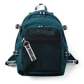 (バビリアン)Bubilian バビリアン 3DBTBBリュックサック+キーリング (ジェードグリーン(ホワイト)) [並行輸入品]