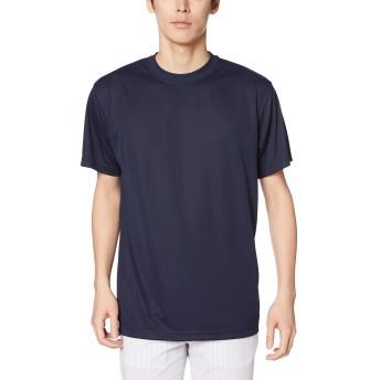 [チャンピオン] Tシャツ バスケットボール C3-MB395 メンズ ネイビー 日本 XL (日本サイズXL相当)