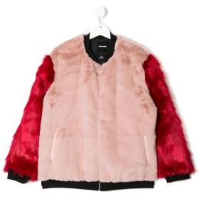 Andorine エコファージャケット - ピンク
