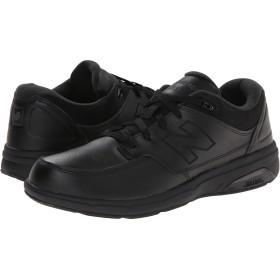 (ニューバランス) New Balance メンズウォーキングシューズ・靴 MW813 Black/Black 11.5 (29.5cm) 6E - Extra Extra Wide