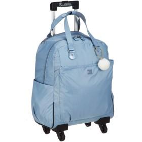 [カナナプロジェクト コレクション] スーツケース等 VYG エールII 軽量 ストッパー付き 機内持込み対応 55341 機内持ち込み可 19L 40 cm 2.1kg ミスティブルー