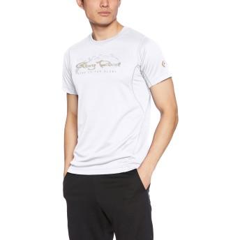 (コンバース)CONVERSE バスケットボールウェア ゴールドシリーズ プリントTシャツ 18SS CBG281304 [メンズ] CBG281304 1100 ホワイト M