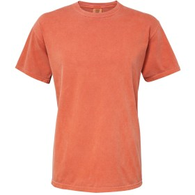 (コンフォート・カラーズ) Comfort Colors メンズ ヘビーウェイト Tシャツ 半袖 トップス 無地 カットソー (2XL) (ヤム)