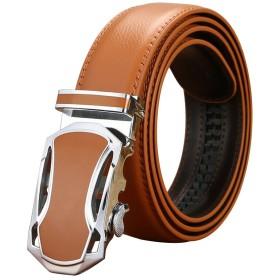 メンズ ベルト 革 ビジネス カジュアル バックル 男性用 スーツ用 サイズ調整可能 シンプル LQJTM79201